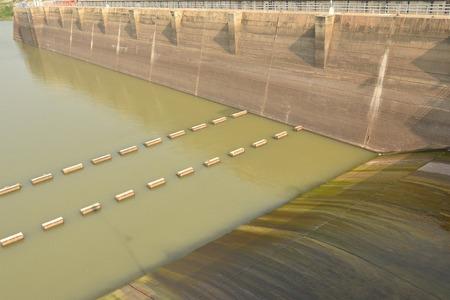 image of dam door water storage