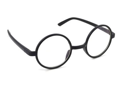 eyeglasses on a white background Zdjęcie Seryjne