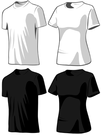 T-shirts Stock Vector - 6208638