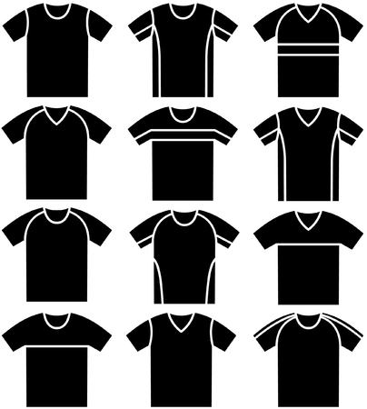 T-shirts Stock Vector - 6208637
