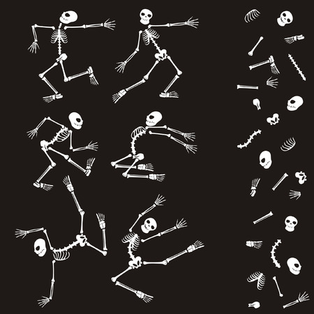 Make your skeleton Vector