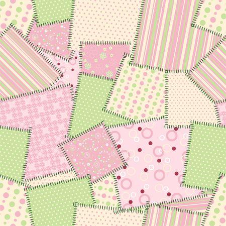 shred: Seamless pattern