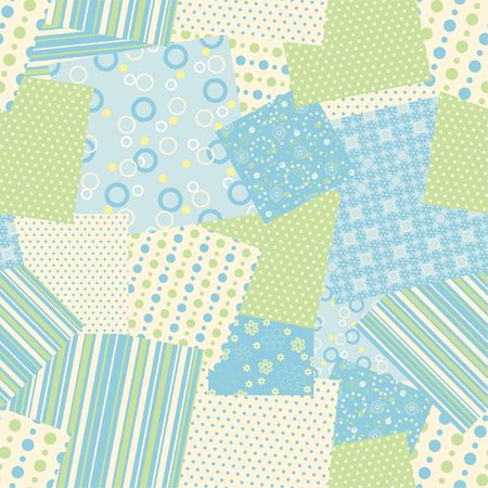 shred: Patch seamless pattern