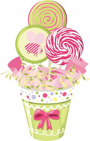 lolli: Lollipop bouquet