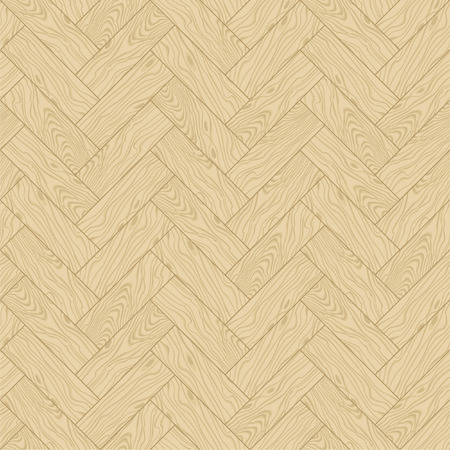 Natural wooden parquet texture. Seamless pattern Vector