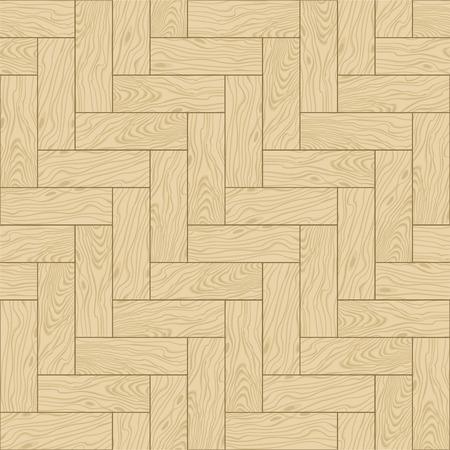 Natural wooden parquet texture. Seamless pattern. illustration