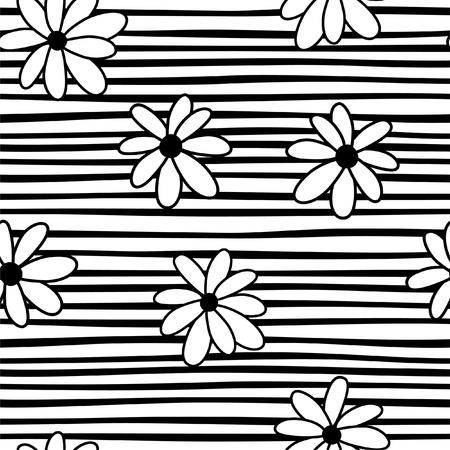 Seamless pattern , illustration Vector