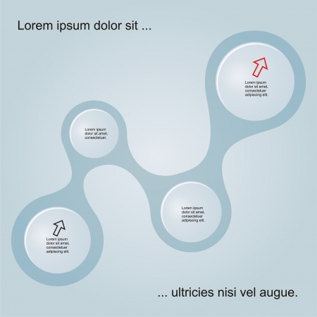Abstract web design. Vector