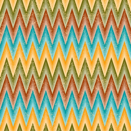 Zig-zag background. Seamless pattern. Vector illustration Vector