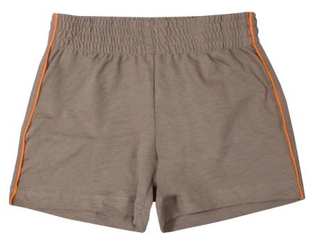 breathable: Pantaloncini sport isolato su uno sfondo bianco Archivio Fotografico