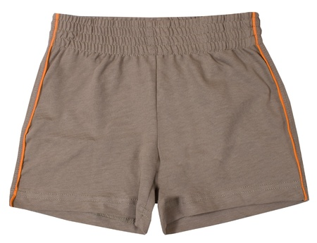 breathable: Sport shorts  Isolated on a white background