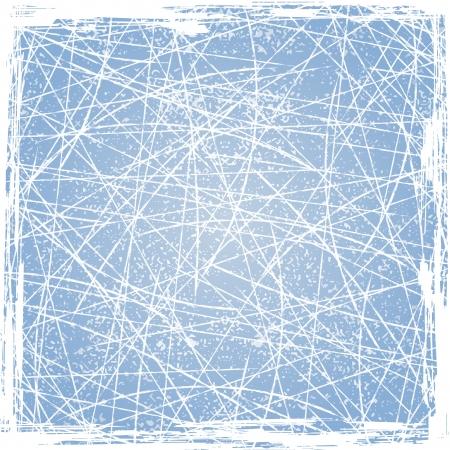 ice surface: Ice texture background. Vector illustration.