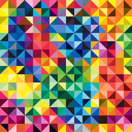 Seamless abstract bright pattern background. Vector illustration.