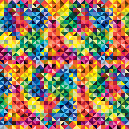 Seamless abstract bright pattern background. Vector illustration. Vector