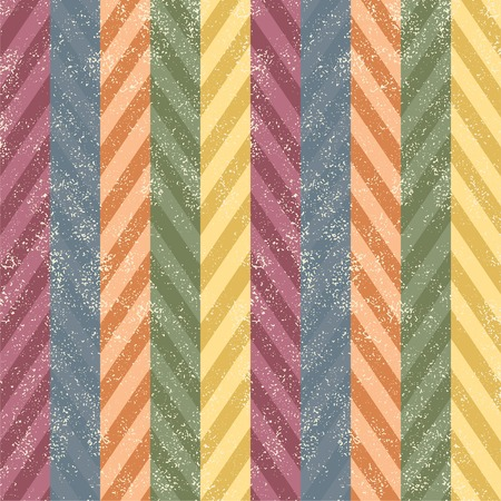 chevron seamless: Scratched chevron seamless background pattern. Vector illustration Illustration