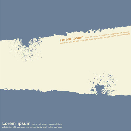 Abstract grunge background template design  Vector Ilustrace