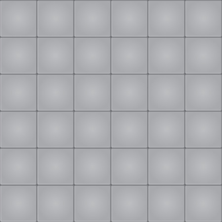 Gray tile seamless pattern background  Vector Vector
