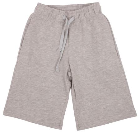 breathable: Pantaloncini sportivi. Isolato su sfondo bianco.