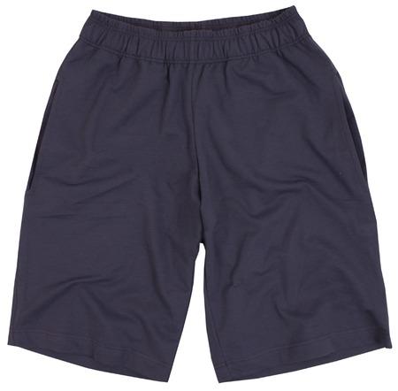 breathable: Pantaloncini sportivi. Isolato su uno sfondo bianco.