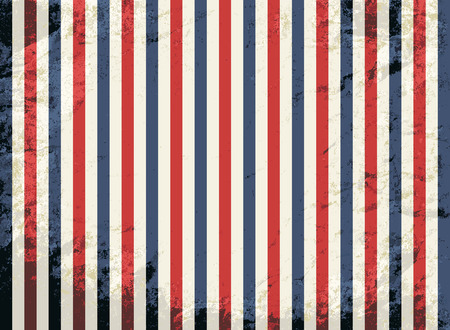 striped wallpaper: Abstract striped wallpaper grunge background. Vector