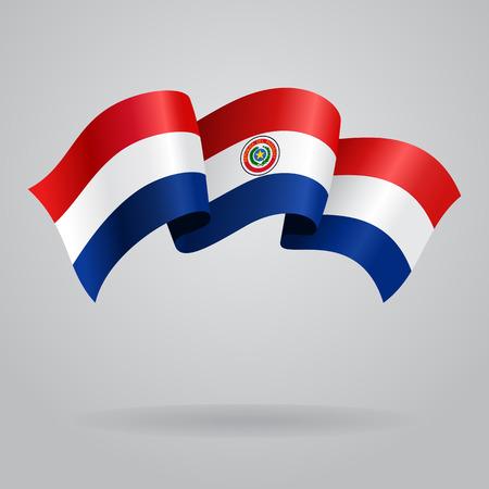paraguayan: Paraguayan waving Flag.