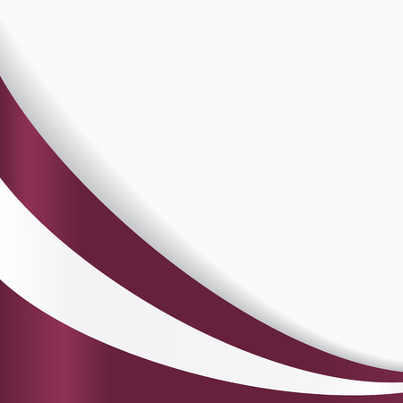 Latvian flag background. Vector illustration. Stock fotó
