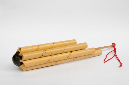panpipe: The Wot Thai is a circular panpipe used in the music of the Isan