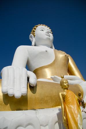 chiangmai: big image of buddha ,Chiangmai,Thailand