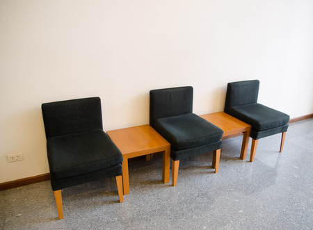 visitors area: Waiting area in the Meeting room