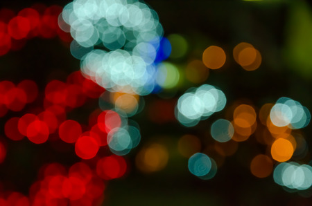 celeste: abstract background colorful bokeh circles. Beautiful background with particles.