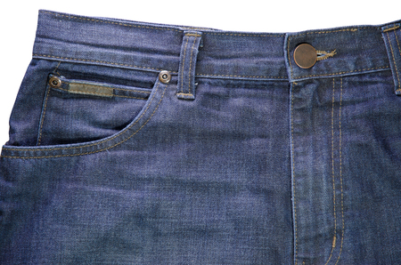 blue denim: The Worn blue denim jeans texture