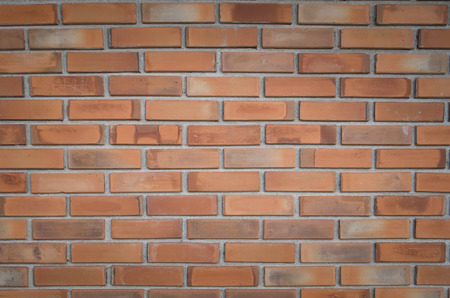 old brick wall: Background of old vintage brick wall, brick wall texture Stock Photo