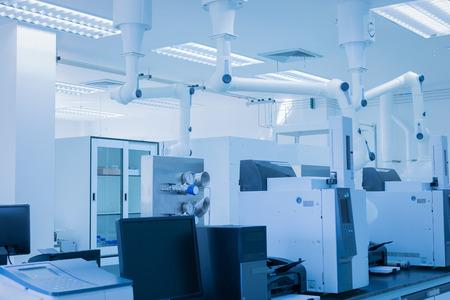 화학 분석, 실험실 장비.