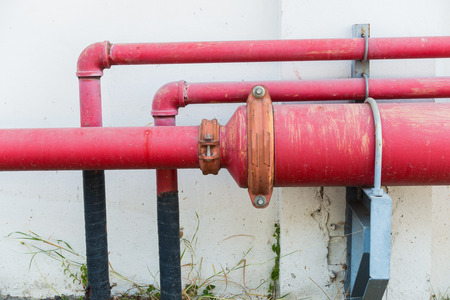 junction pipe: Pipeline for industrial, Fire protection.