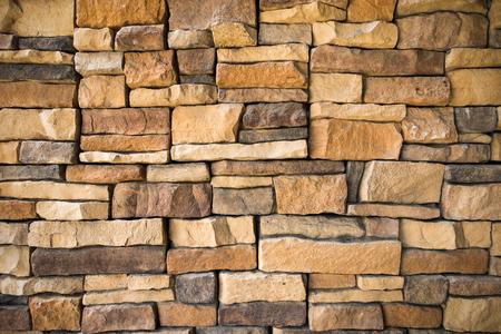 old brick wall: Stone marble wall, Interior decorative design. Stock Photo