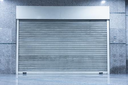 Shutter door, Indoor roller shutter door automatic  type.