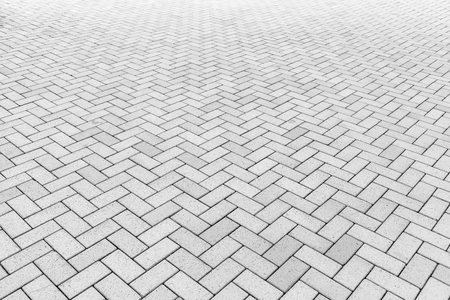 Concrete block paving for walkway, Texture background.