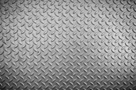 skid: Steel checker plate texture and anti-skid., Abstract background. Stock Photo