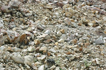Texture of natural rocks and boulders