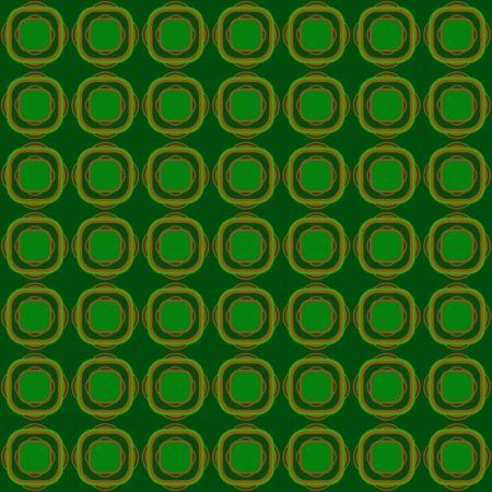 Vector illustration of seamless retro pattern design Illustration
