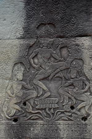 phen: angkor wat at cambodia