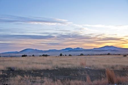 New Mexico Mountain Landscape photo