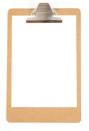 clipboard Stock Photo - 397949