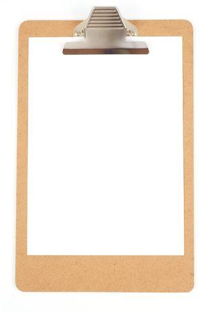 clipboard Stock Photo - 397949