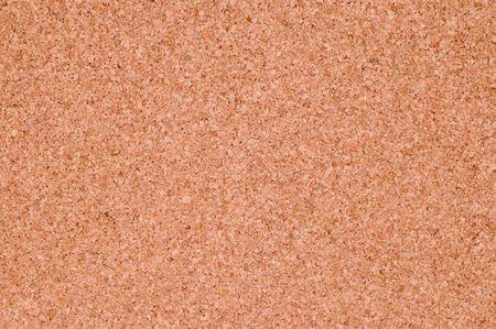 cork board: empty cork board