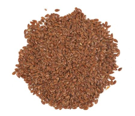 seeds on white Stock Photo - 400646