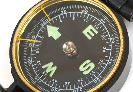 modern compass photo