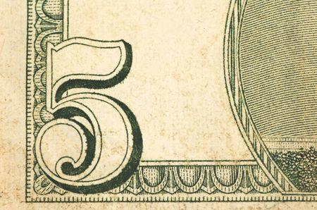 dolar: dolar close up