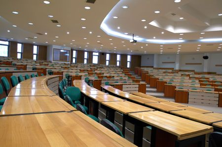 lecture room Stock Photo - 400557