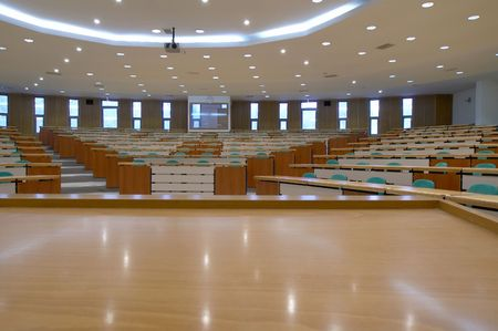 lecture room Stock Photo - 400556